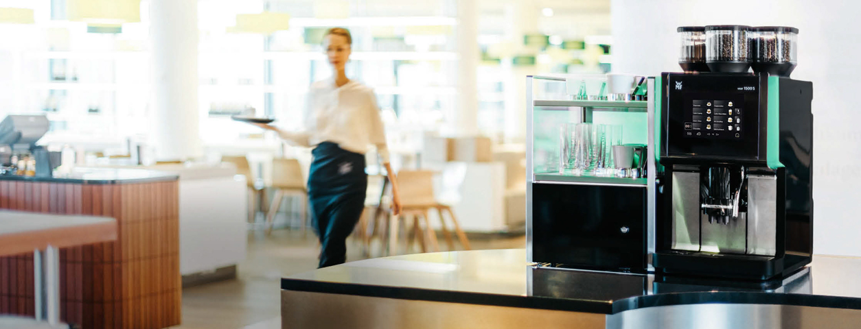 WMF Commercial Coffee Machines