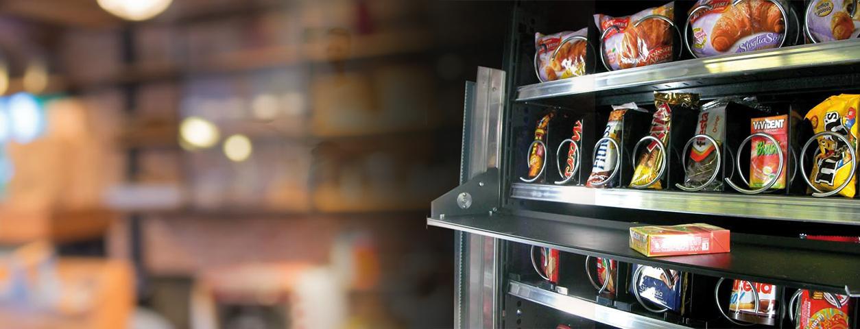 SandenVendo - Vending Machines