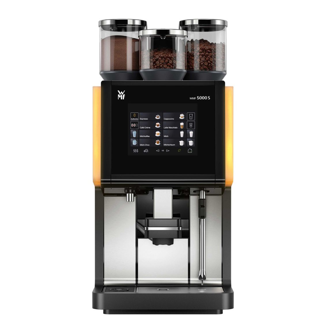 wmf 5000s coffee solutions. Black Bedroom Furniture Sets. Home Design Ideas